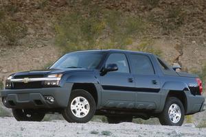 Chevrolet Avalanche 1 поколение