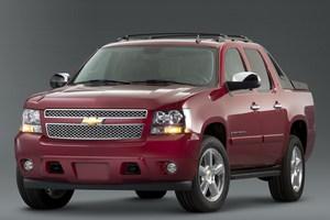 Chevrolet Avalanche 2 поколение