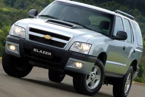 Chevrolet Blazer 5 поколение