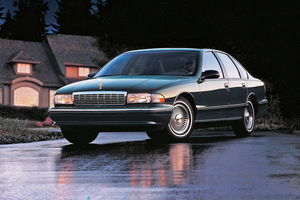 Chevrolet Caprice 4 поколение
