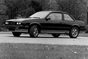 Chevrolet Cavalier 1 поколение