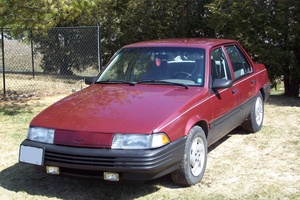 Chevrolet Cavalier 2 поколение