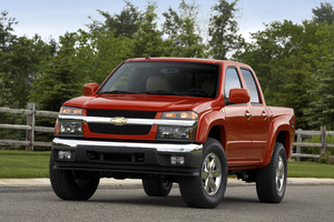 Chevrolet Colorado 1 поколение