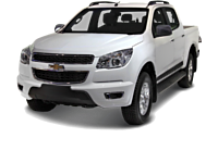 Chevrolet Colorado 2 поколение