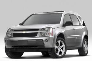 Chevrolet Equinox 1 поколение