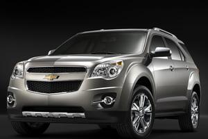 Chevrolet Equinox 2 поколение