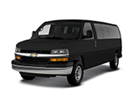 Chevrolet Express 2 поколение