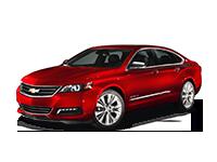 Chevrolet Impala 10 поколение