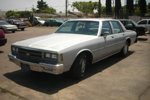 Chevrolet Impala 6 поколение