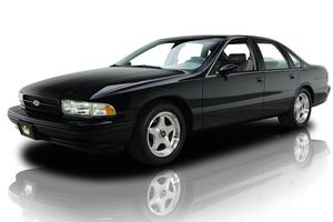 Chevrolet Impala 7 поколение