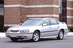 Chevrolet Impala 8 поколение