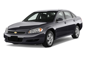 Chevrolet Impala 9 поколение