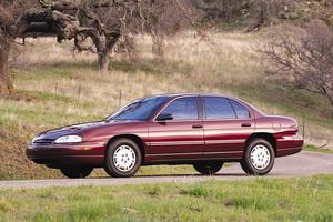 Chevrolet Lumina 2 поколение