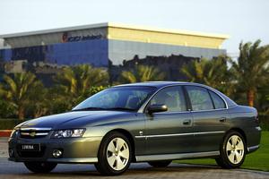 Chevrolet Lumina 3 поколение