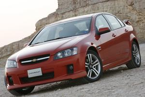 Chevrolet Lumina 4 поколение