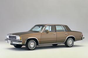 Chevrolet Malibu 1 поколение