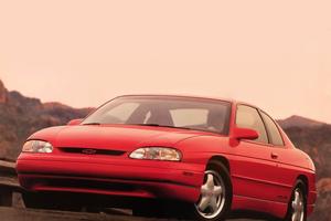 Chevrolet Monte Carlo 5 поколение