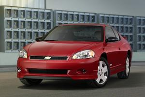 Chevrolet Monte Carlo 6 поколение