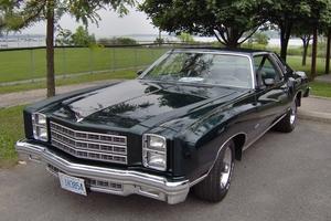 Chevrolet Monte Carlo 2 поколение