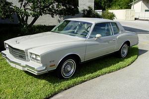 Chevrolet Monte Carlo 3 поколение