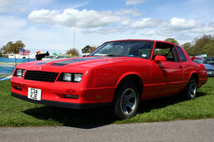Chevrolet Monte Carlo 4 поколение