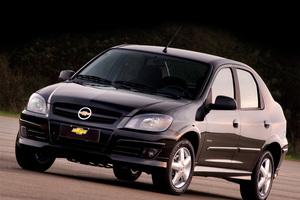 Chevrolet Prisma 1 поколение