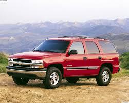 Chevrolet Tahoe 2 поколение