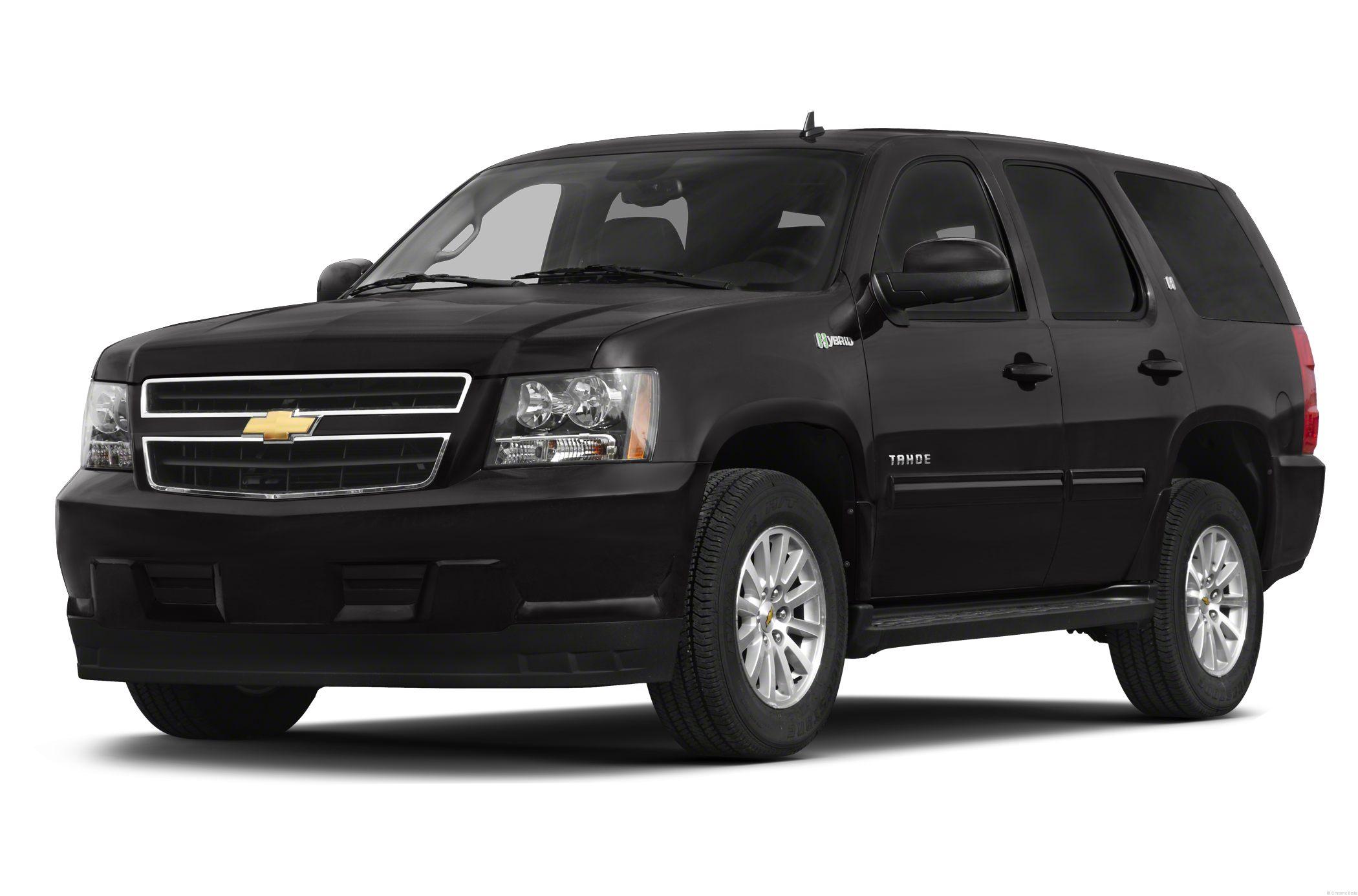 Chevrolet Tahoe 3 поколение