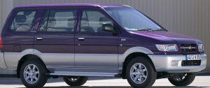 Chevrolet Tavera 1 поколение