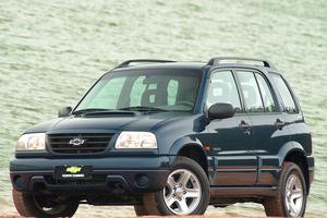 Chevrolet Tracker 2 поколение