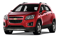 Chevrolet Tracker 3 поколение