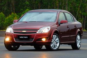 Chevrolet Vectra 3 поколение
