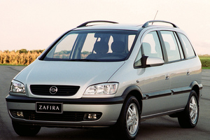 Chevrolet Zafira 1 поколение