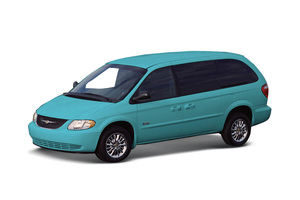 Chrysler Town and Country 4 поколение