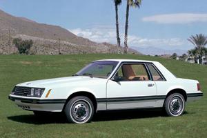 Ford Mustang 3 поколение