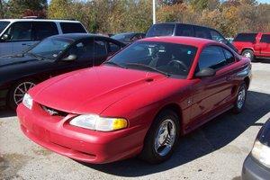 Ford Mustang 4 поколение