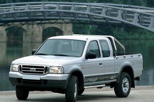 Ford Ranger 2 поколение
