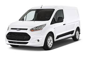 Ford Transit Connect 2 поколение
