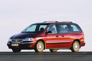 Ford Windstar 2 поколение