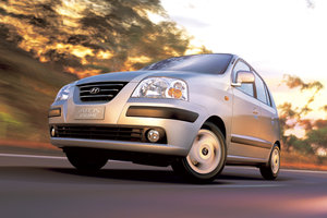 Hyundai Atos Prime 2 поколение