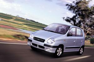 Hyundai Atos Prime 1 поколение