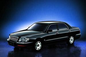 Hyundai Centennial 1 поколение
