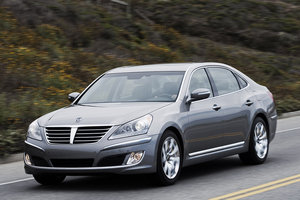 Hyundai Centennial 2 поколение