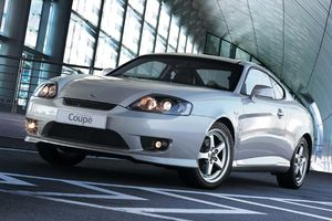 Hyundai Coupe GK F/L