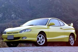 Hyundai Coupe RC