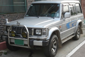 Hyundai Galloper 1 поколение