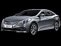 Hyundai Grandeur HG