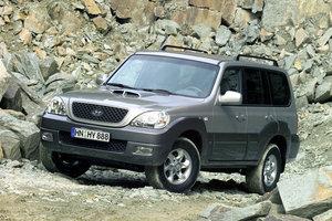 Hyundai Terracan 2 поколение