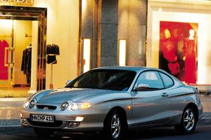 Hyundai Tiburon RD