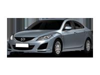 Mazda 6 2 поколение